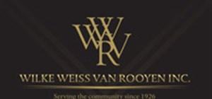 Merger with Wilke, Weiss van Rooyen